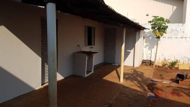 Casa com 2 dormitórios para alugar, 70 m² por R$ 900/mês - Trevo de Bady Bassit - Bady Bas - Foto 17