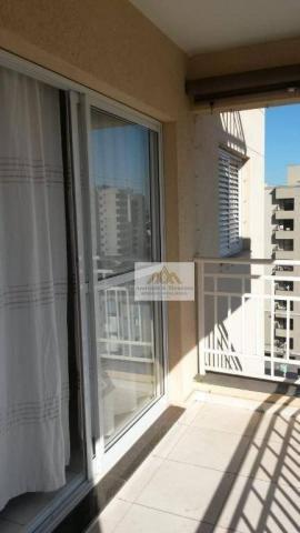 Apartamento com 1 dormitório para alugar, 42 m² por R$ 850/mês - Nova Aliança - Ribeirão P - Foto 6