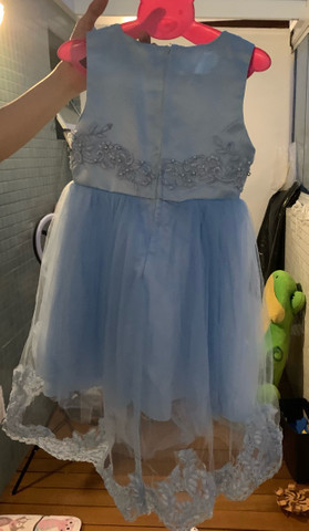 Vestido infantil de festa - Foto 3