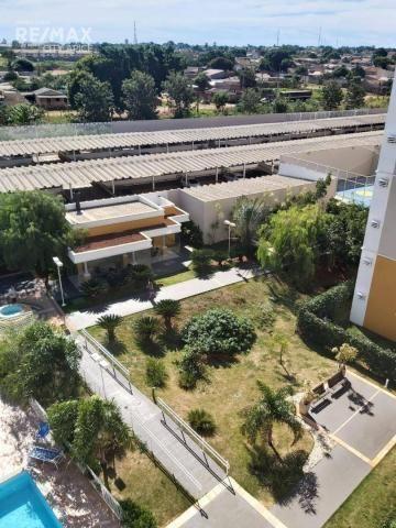 Apartamento com 3 dormitórios à venda, 70 m² por R$ 300.000,00 - Vila Albuquerque - Campo  - Foto 2