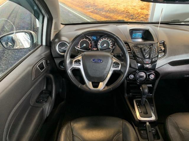 Ford Fiesta Sedan 1.6 Titanium - Automático - Foto 9