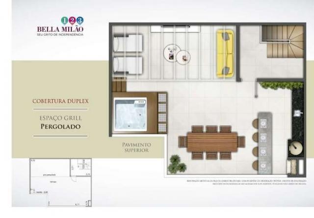 Bella Milão - Apartamento de 1 a 3 quartos em São Roque, SP - Foto 19
