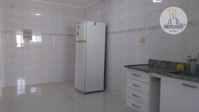 Apartamento com 2 dormitórios à venda, 95 m² por R$ 270.000,00 - Aviação - Praia Grande/SP - Foto 7