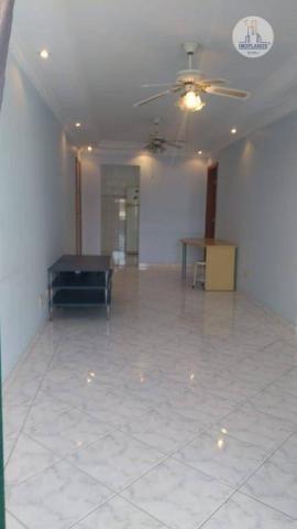 Apartamento com 2 dormitórios à venda, 95 m² por R$ 270.000,00 - Aviação - Praia Grande/SP - Foto 5