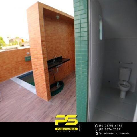 Apartamento com 2 dormitórios à venda, 60 m² por R$ 179.900 - Expedicionários - João Pesso - Foto 5
