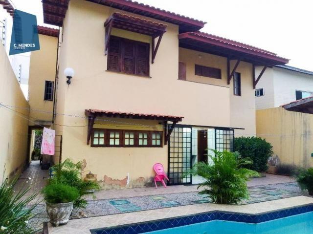Casa Duplex 360 m² à venda, 5 suites, 4 vagas, Edson Queiroz, Fortaleza.