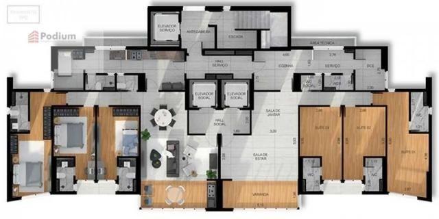 Apartamento à venda com 3 dormitórios em Jardim luna, João pessoa cod:15494 - Foto 5
