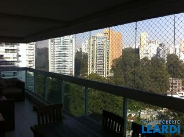 Apartamento à venda com 3 dormitórios em Panamby, São paulo cod:416631 - Foto 9