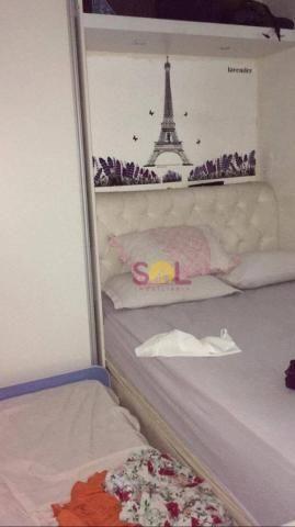 Apartamento com 3 dormitórios à venda, 80 m² por R$ 450.000 - Horto - Teresina/PI - Foto 5