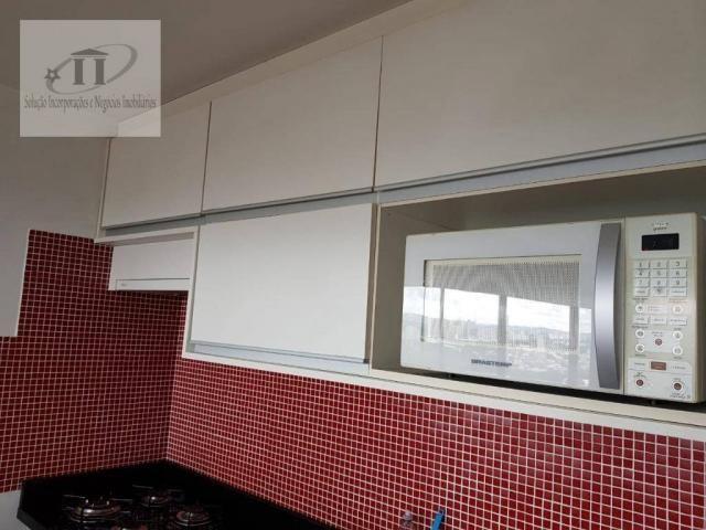 Flat com 1 dormitório à venda, 52 m² por R$ 420.000,00 - Edifício Létoile - Barueri/SP - Foto 10