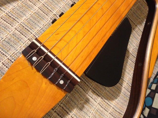Violão Yamaha Silent Nylon - Foto 5