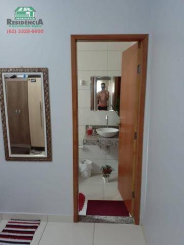 Casa com 3 dormitórios à venda, 96 m² por R$ 165.000 - Residencial Arco-Íris - Anápolis/GO - Foto 14