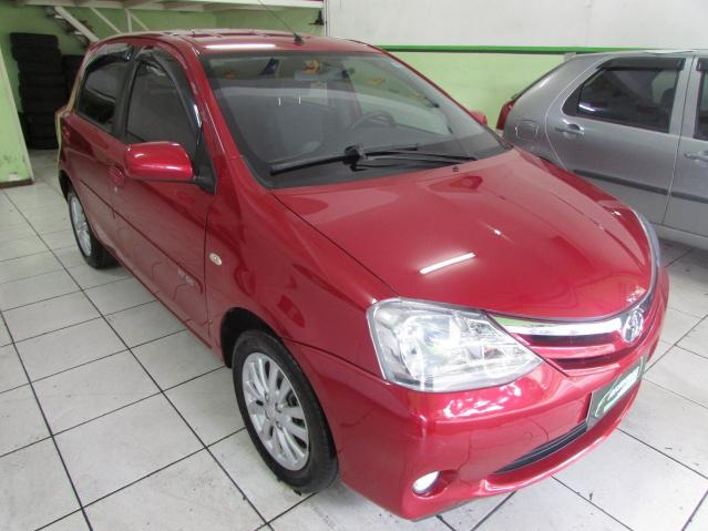 TOYOTA ETIOS 2013/2013 1.5 XLS 16V FLEX 4P MANUAL - Foto 2