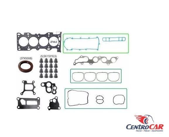 Junta Cabeçote Ford Ranger Fusion 2.5 16v Duaratec 2013.