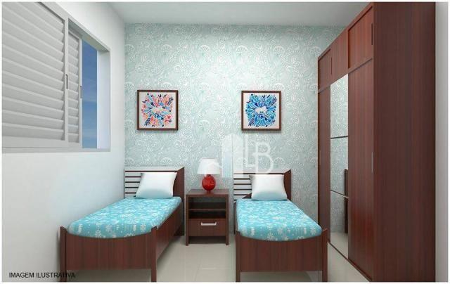 Apartamento à venda, 60 m² por R$ 267.000,00 - Santa Mônica - Uberlândia/MG - Foto 3