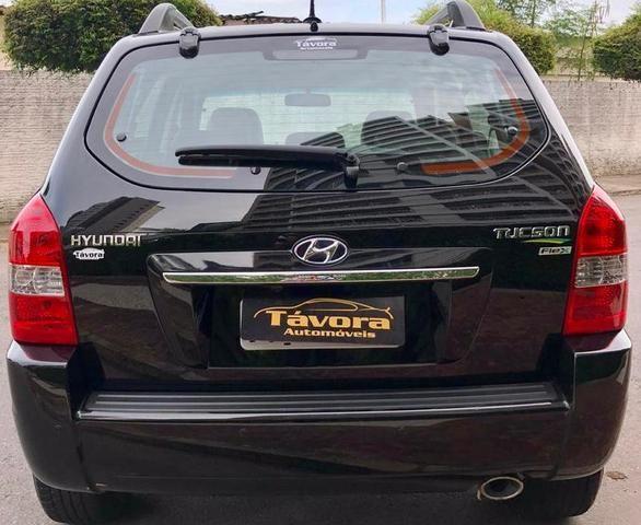 Hyundai tucson 2017 gls, automática, top com couro e multimídia, impecável!!! - Foto 4
