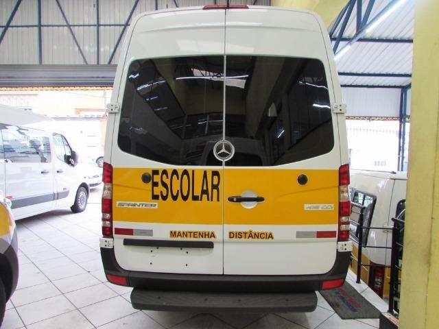Mercedes Sprinter Extra Longa 28L Escolar 0KM - Foto 4