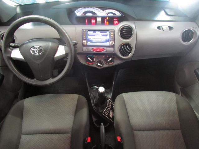 TOYOTA ETIOS 2013/2013 1.5 XLS 16V FLEX 4P MANUAL - Foto 6