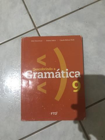 Gramática 9 ano