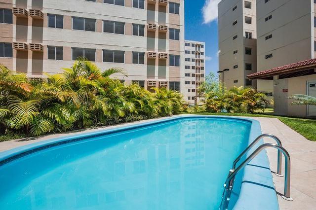 Apartamento pronto para morar com 2 quartos em Ipojuca, promoção relampago!