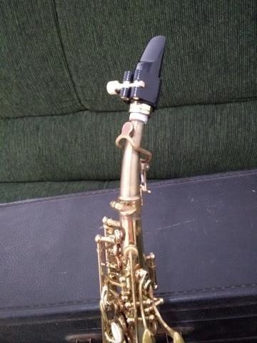 Sax soprano Eagle 0311 - Aceito cartão - Foto 5
