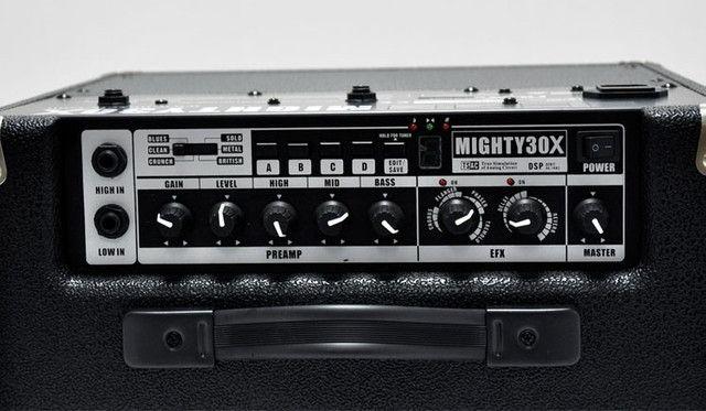 Caixa Amplificadora Mighty-30X Marca Nux - Foto 3
