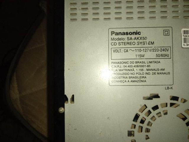 Vendo aparelho de som   system - Foto 2