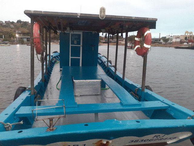 Traineira para Pescaria, Apoio Marítimo e Frete! - Foto 3