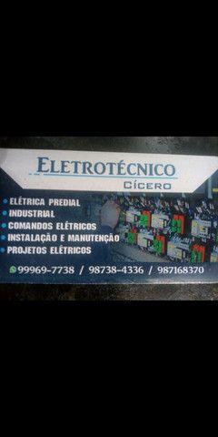 eletrica predial ,e industrial