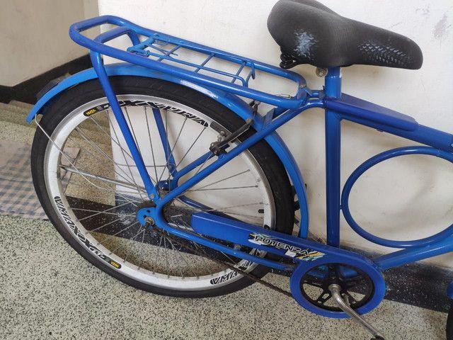 Bicicleta Barra Forte - Foto 5