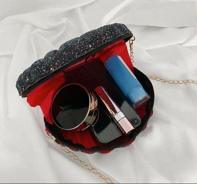 Bolsa concha glamour  - Foto 2