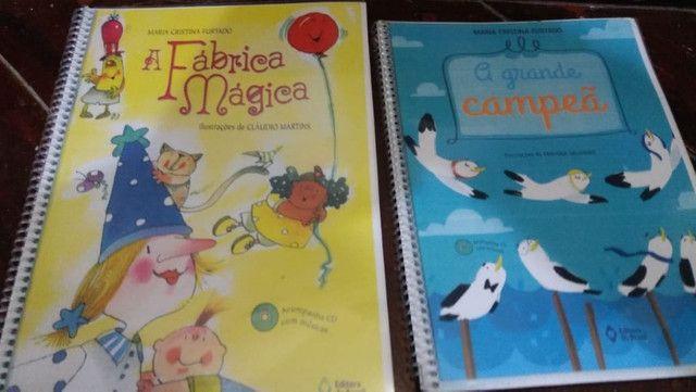Livros pra crianças - Foto 4