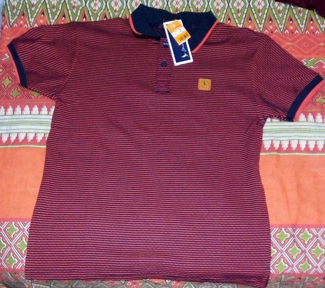 Camisa Polo - Foto 3