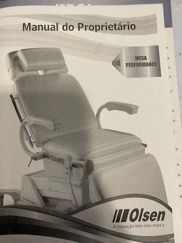 Maca ou cadeira performance olsen - Foto 4