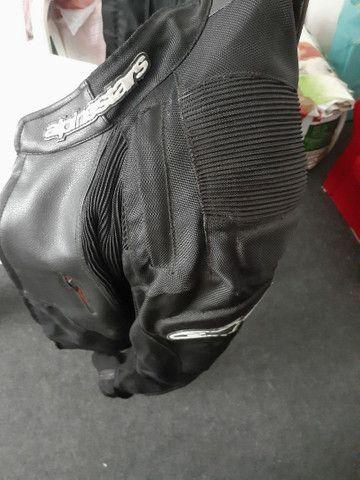 Conjunto AlpineStars jaqueta e calça - Foto 2