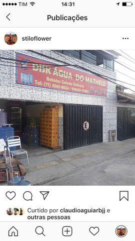 Alugo loja bem comercial Stela mares - Foto 2