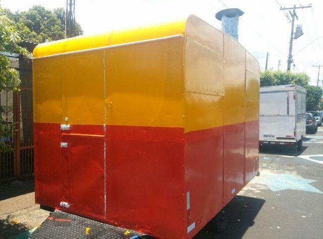 Reforma Trailer Reformo Food Truck Fabricante Especialista em Trailers e Food Trucks - Foto 4