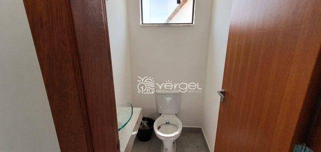 Casa com 3 dormitórios à venda, 146 m² por R$ 750.000,00 - Condomínio Trilhas Do Sol - Lag - Foto 5