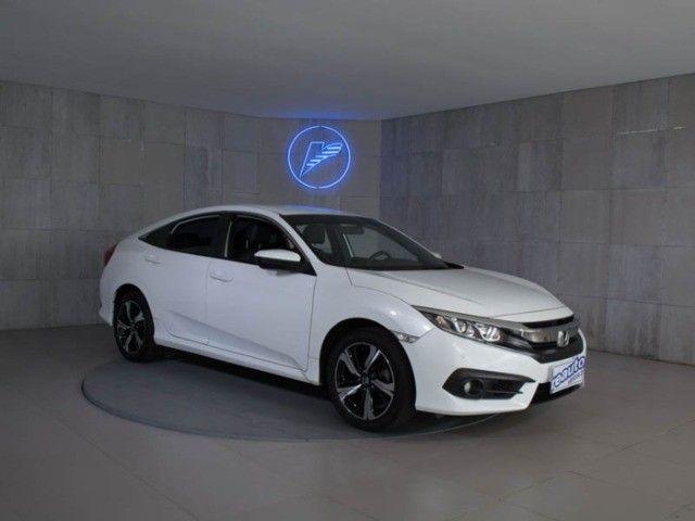 Honda Civic Sedan EXL 2.0 Automático 2018/2018 30.857 km