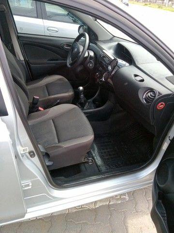 Etios x Sedan 1.5 Plus Mt 2018/19 - Foto 2
