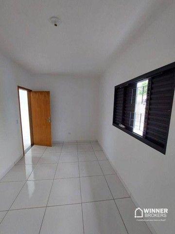 Casa com 2 dormitórios à venda, 67 m² por R$ 190.000 - Jardim Santa Rosa - Mandaguaçu/PR - Foto 7