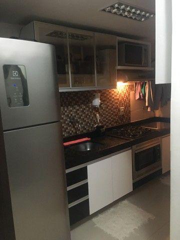 Apartamento 2/4 reformado no Tabuleiro - Foto 2