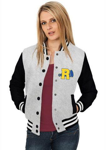 Jaqueta College Feminina Série Riverdale - Foto 3