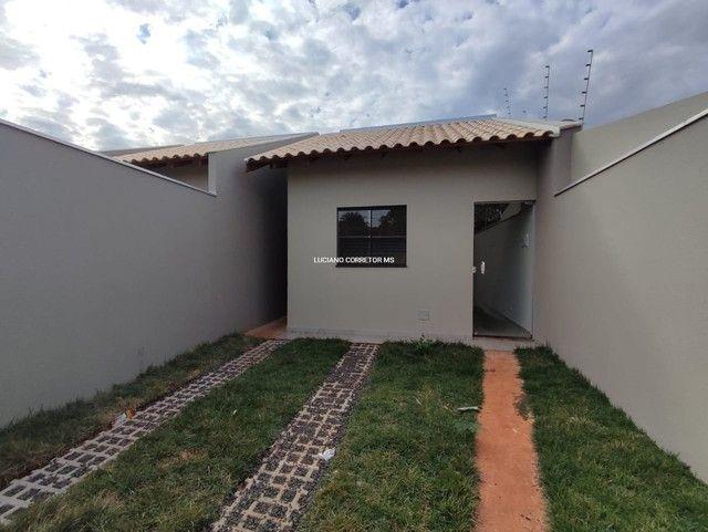 CAMPO GRANDE - Casa Padrão - Jardim Batistão - Foto 17