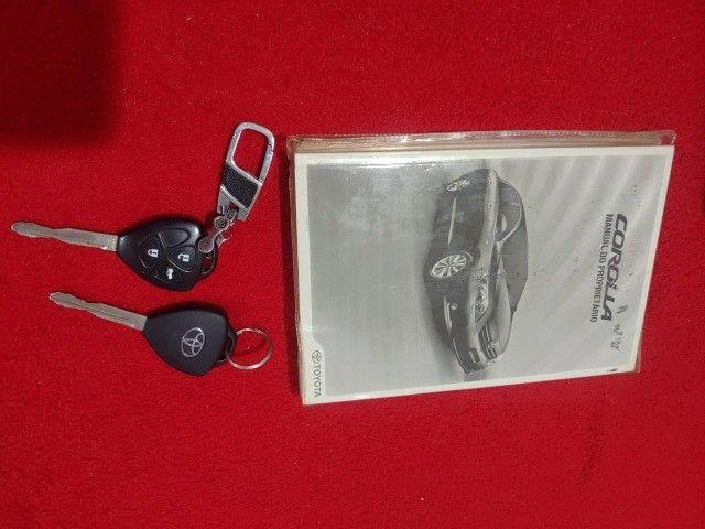 Vendo ou troco Corolla GLI 1.8 2011 - Foto 3