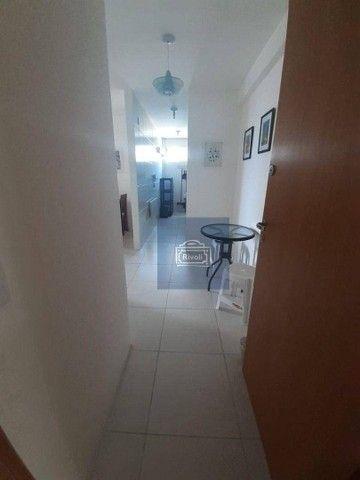 Apartamento com 1 dormitório para alugar, 40 m² por R$ 2.000/mês - Boa Viagem - Recife/PE - Foto 9