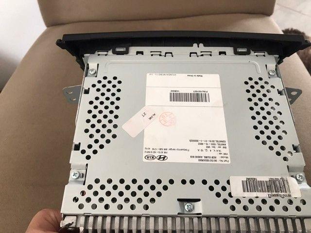 Vendo conjunto de áudio do modelo Hb20 novo  - Foto 2