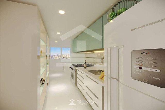 66 Apartamento 78m² com 03 quartos no Ininga, mobiliado, Não perca! (TR8822)MKT - Foto 3