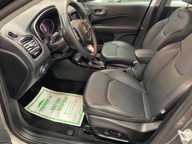 COMPASS 2018/2019 2.0 16V FLEX LIMITED AUTOMÁTICO - Foto 11