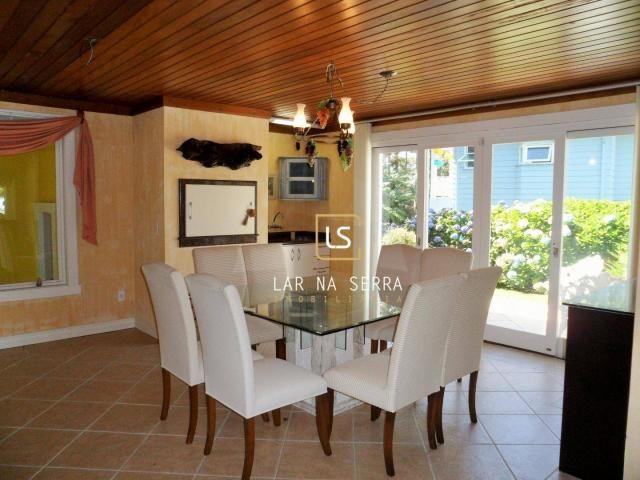 Casa com 4 dormitórios à venda, 272 m² por R$ 2.300.000,00 - Laje de Pedra - Canela/RS - Foto 16